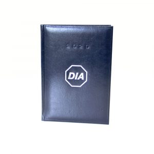 DIA A5 Diary 2020 - Front