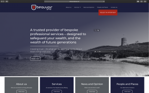 DIA Web Builder Website Design