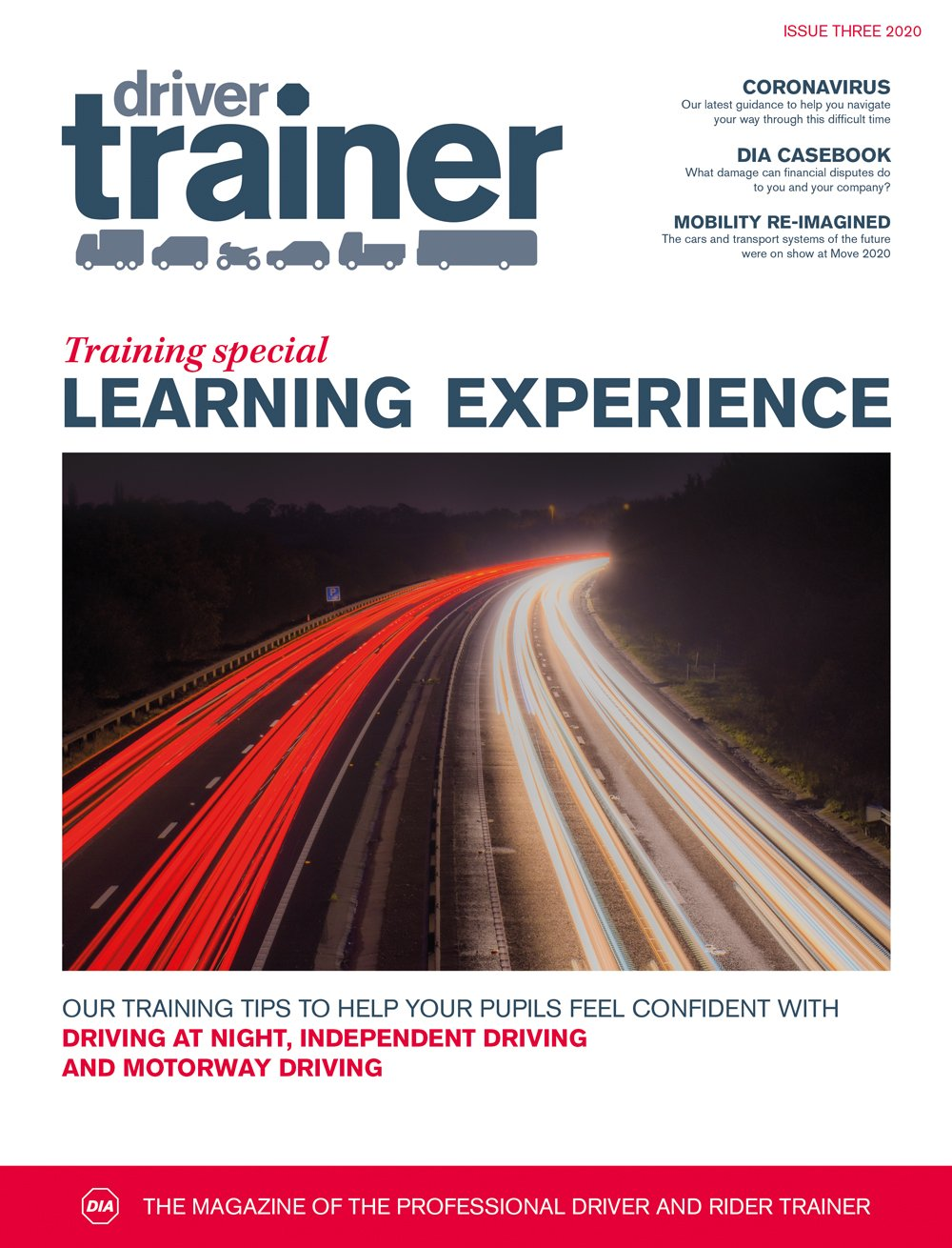 Driver Trainer Issue Three 2020