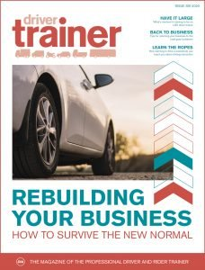 Driver Trainer | Issue six 2020 Cover